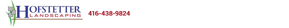 Landscaping company logo, CA